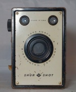 Agfa Ansco shure shot