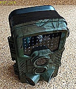 Distanert -8 Trail camera