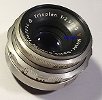 Meyer-Optik Trioplan 1:2,9 / 50 mm
