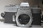 Minolta SRT Super Body