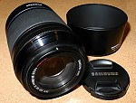 Samsung NX 50-200mm Tele-Zoom APS-C