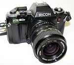 Ricoh XR-20sp program
