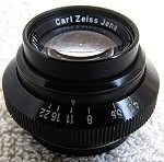 Carl Zeiss Jena Tessar 75mm 1:4,5