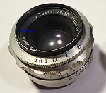 Carl Zeiss Jena Tessar 1:2,8 / 50 mm