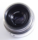 Zeiss Jena Tessar 15 / 50 mm